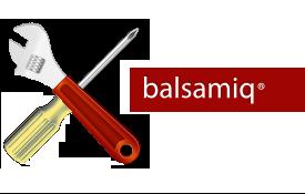 Tool:Balsamiq Mockup