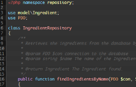 CRUD in PHP mit Repositories und Models