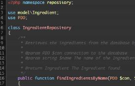 CRUD in PHP mit Repositories und Models